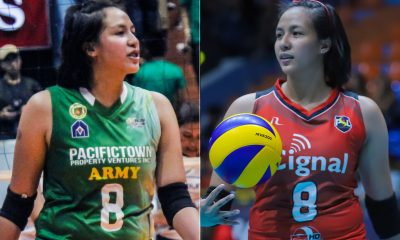 Tiebreaker Times Jovelyn Gonzaga to play for Cignal, Army: 'Pinanindigan ko pagiging Bionic Ilongga ko' News PSL PVL Volleyball  Pacific Town-Army Lady Troopers Jovelyn Gonzaga Cignal HD Spikers 2019 PVL Season 2019 PVL Reinforced Conference 2019 PSL Season 2019 PSL All Filipino Conference