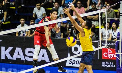 Tiebreaker Times Marck Espejo, Ysay Marasigan link up for Cignal, pounce on Bagunas-less Air Force CSB DLSU News Spikers' Turf Volleyball  Ysay Marasigan Rico De Guzman Red Christensen RanRan Abdilla PJ Rojas Philippine Army Troopers Philippine Air Force Jet Spikers Nico Almendras Marck Espejo Easytrip-Raimol Dexter Clamor Cris Dumago Cignal HD Spikers Arnold Laniog Animo Green Spikers 2019 Spikers Turf Season 2019 Spikers Turf Reinforced Conference