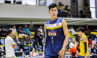 Tiebreaker Times Bryan Bagunas stranded in hotel as swab test results have yet to return News Spikers' Turf Volleyball  Coronavirus Pandemic Bryan Bagunas