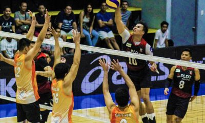 Tiebreaker Times De Guzman lifts PLDT to bounce back win; Army, Navy create tie at fourth News Spikers' Turf Volleyball  VNS Volleyball Club Griffins Tony Koyfman Rico De Guzman PLDT Home Fibr Power Hitters PJ Rojas Philippine Navy Sea Lions Philippine Coast Guard Dolphins Philippine Army Troopers Pao Pablico Odjie Mamon Mark Alfafara Joshua De Sequerra John Vic De Guzman Greg Dolor Esmail Casim Edgardo Rusit Animo Green Spikers 2019 Spikers Turf Season 2019 Spikers Turf Reinforced Conference