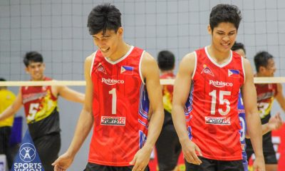 Tiebreaker Times Marck Espejo confident PMNVT's long training bears fruit come SEA Games 2019 SEA Games News Volleyball  Philippine Men's National Volleyball Team Marck Espejo 2019 SEA Games - Volleyball 2019 SEA Games