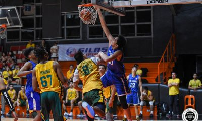 Tiebreaker Times Kai Sotto posterizes two Tamaraws during tune-up game 2019 FIBA World Cup Qualifiers Basketball News  Kai Sotto Gilas Pilipinas Youth 2019 FIBA Under-19 World Cup