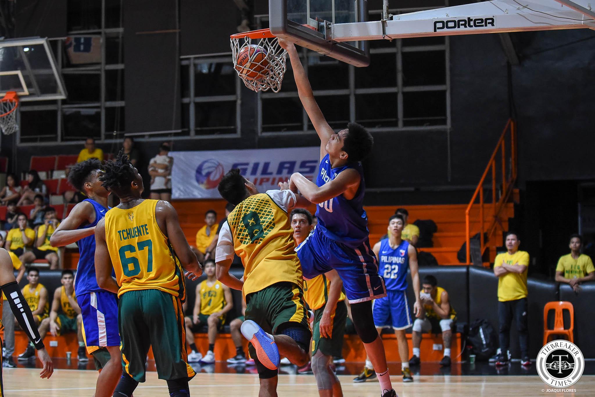 Tiebreaker Times Blatche, Balkman helping Kai Sotto reach NBA dream Basketball News  Renaldo Balkman Kai Sotto Andray Blatche 2020 Dubai International Basketball Championship