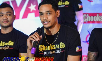 Tiebreaker Times Roosevelt Adams can now tell Pasig pals that he has played in 3X3 Challenger 3x3 Basketball Chooks-to-Go Pilipinas 3x3 News  Roosevelt Adams Basilan Steel 2019 Hongxiang Holdings Group Haining Challenger