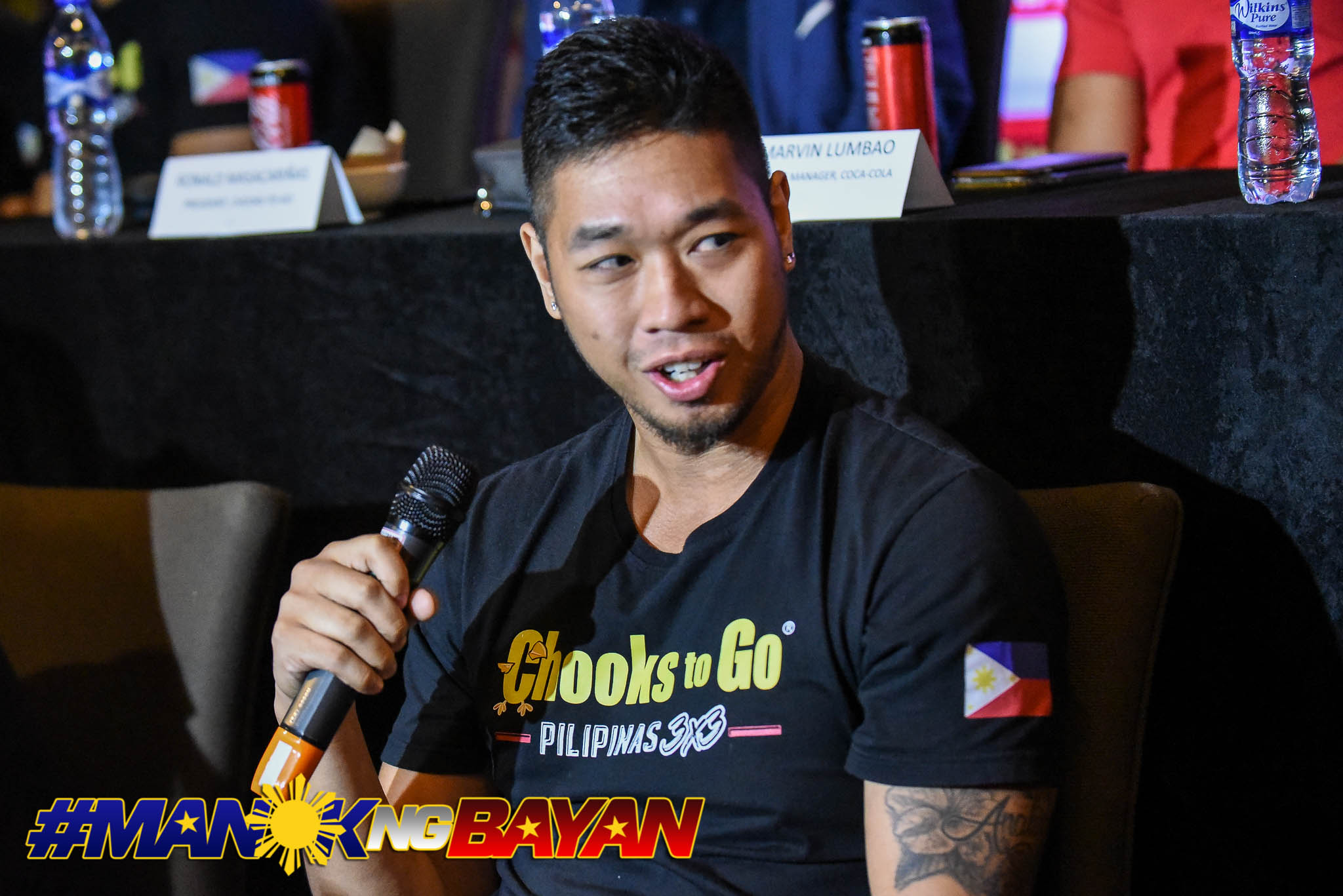 Tiebreaker Times From 'getting free dinners' to playing in Moscow: Chris De Chavez finally has his break 3x3 Basketball Chooks-to-Go Pilipinas 3x3 News  Chris De Chavez Balanga Chooks 2019 FIBA Moscow Tinkoff Challenger 2019 Chooks-to-Go Pilipinas 3x3 Season