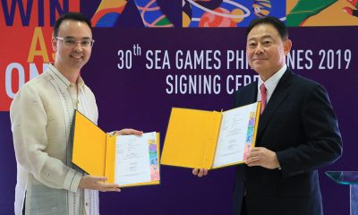 Tiebreaker Times Alan Cayetano remains as SEA Games ad hoc committee chair 2019 SEA Games News POC/PSC  alan cayetano 2019 SEA Games