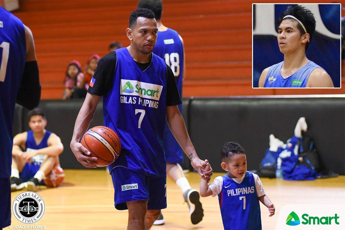 Tiebreaker Times Kiefer Ravena pays tribute to Jayson Castro: 'Finally may peace of mind na siya' 2019 FIBA World Cup Qualifiers Basketball Gilas Pilipinas News  Kiefer Ravena Jayson Castro 2019 FIBA World Cup
