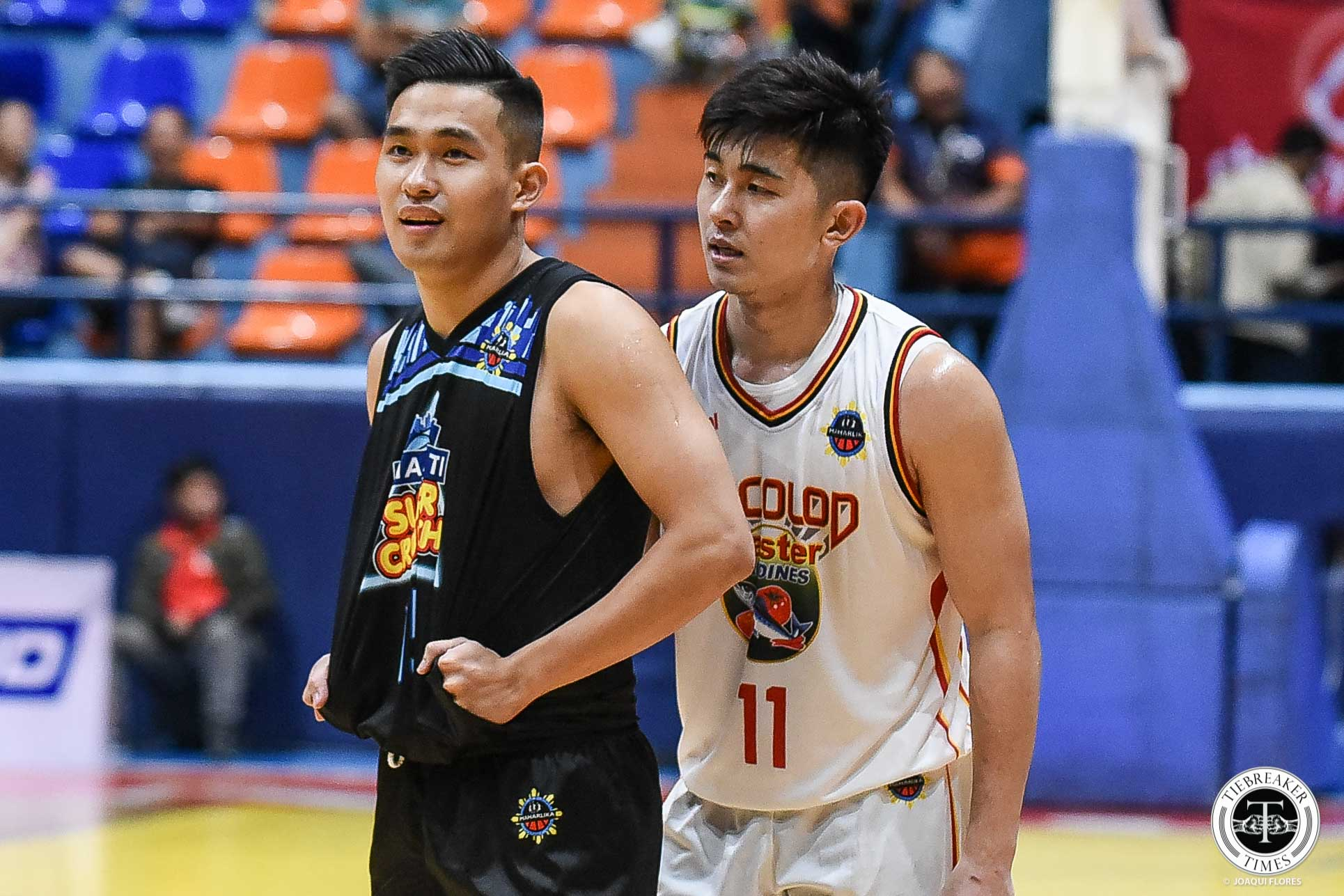 Tiebreaker Times Kib Montalbo's childhood dream was to play for Bacolod Basketball MPBL News  Makati Super Crunch Kib Montalbo Bacolod Masters 2019-2020 MPBL Lakan Cup