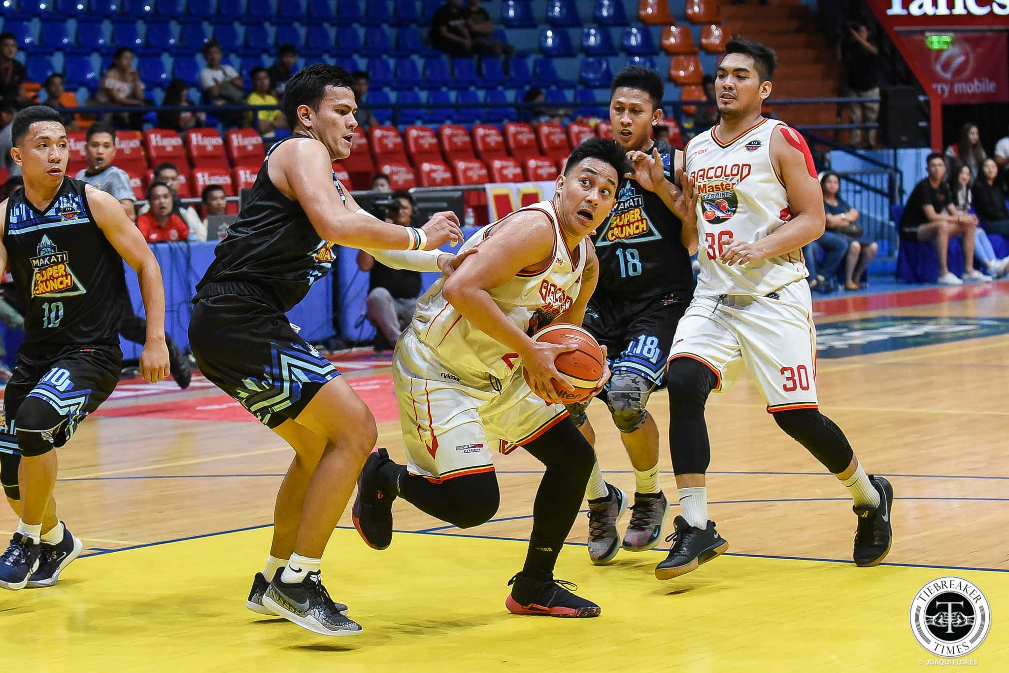 Tiebreaker Times Mac Tallo eyes redemption, signs with Bacolod Basketball MPBL News  Mac Tallo Bacolod Masters