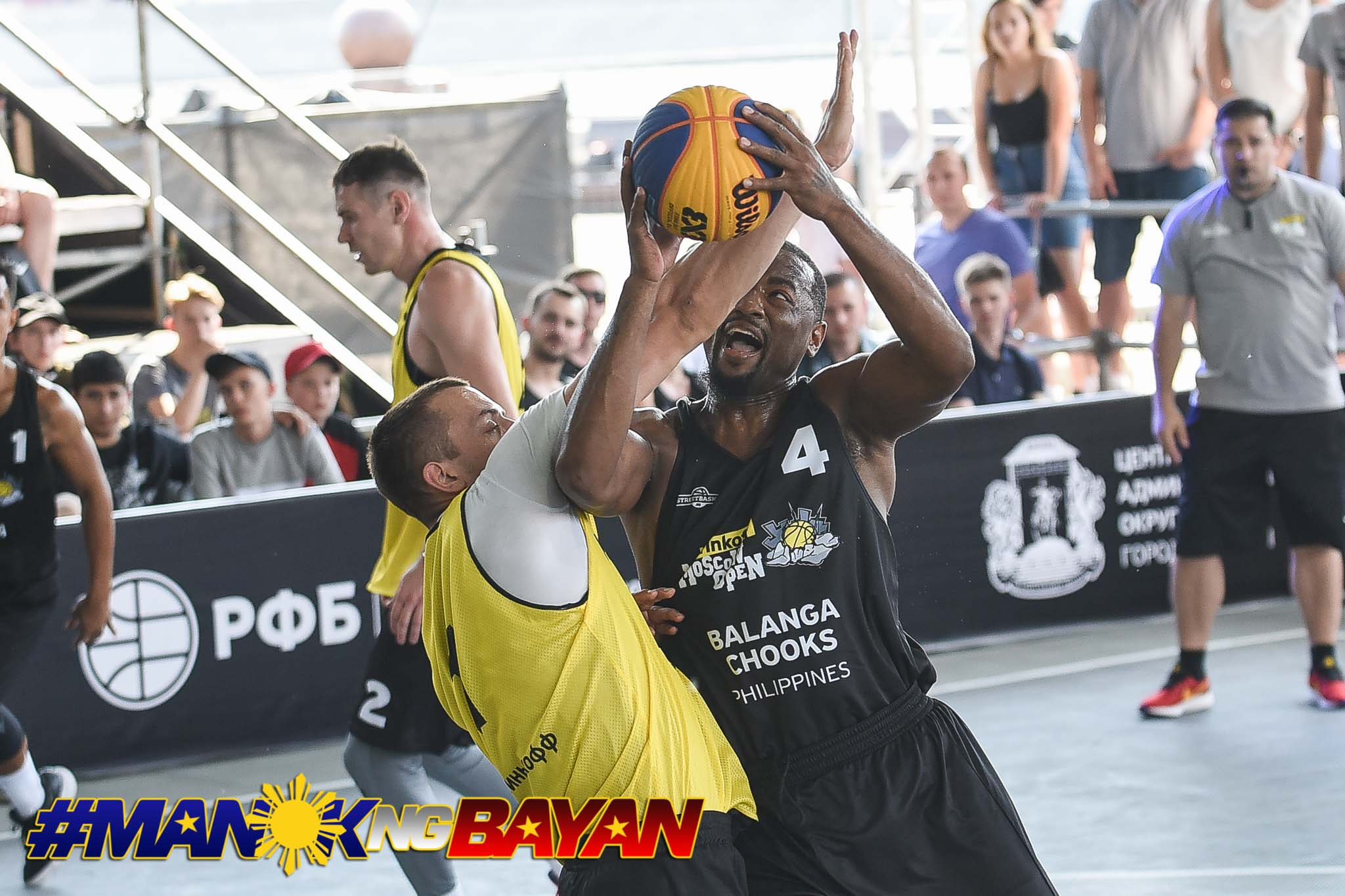 Tiebreaker Times Balanga Chooks-to-Go booted out as Moscow Inanomo gets back at Alvin Pasaol 3x3 Basketball Chooks-to-Go Pilipinas 3x3 News  Travis Franklin Moscow Inanomo Karl Dehesa Chris De Chavez Balanga Chooks Alvin Pasaol 2019 FIBA Moscow Tinkoff Challenger