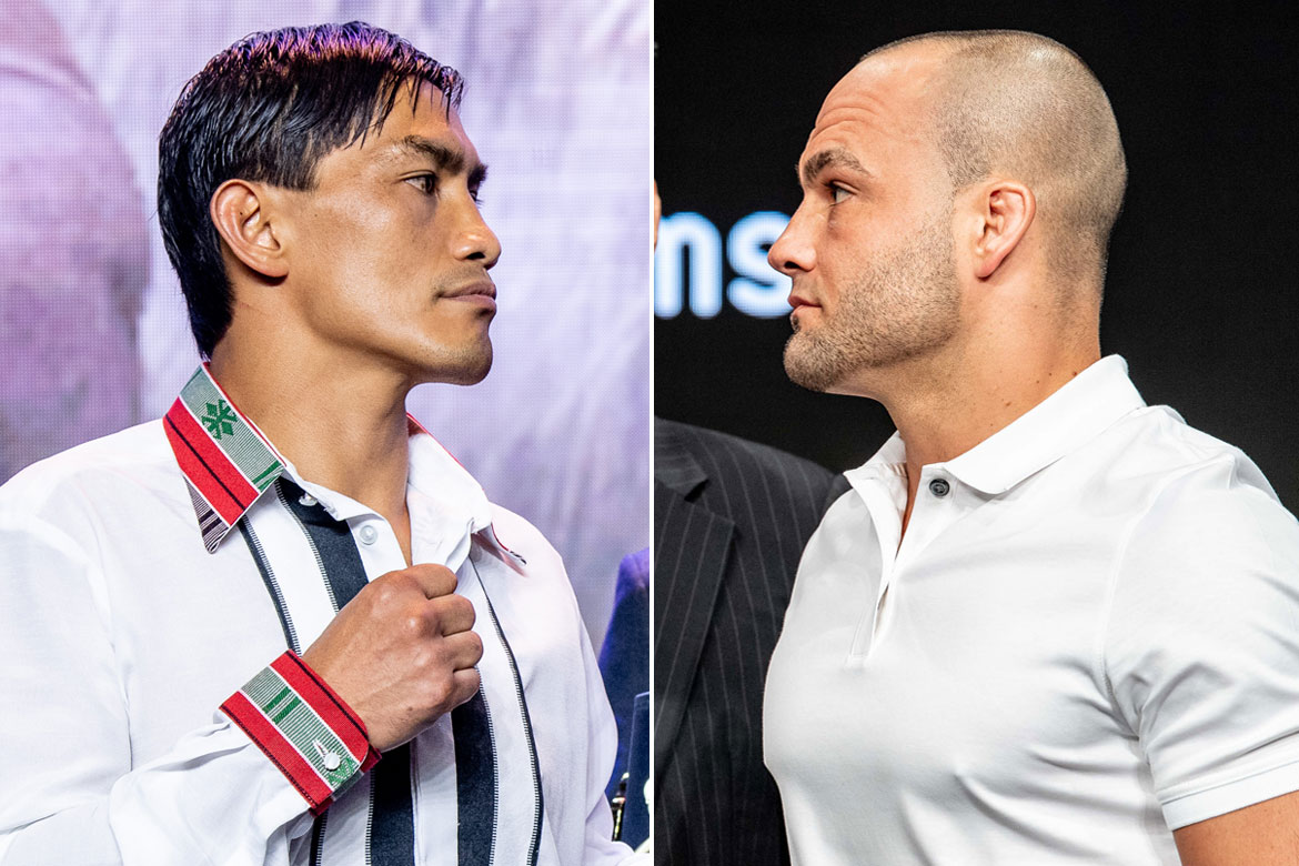 Tiebreaker Times Eduard Folayang braces for dream showdown vs Alvarez: 'The stakes are really high' Mixed Martial Arts News ONE Championship  Team Lakay ONE: Dawn of Heroes Eduard Folayang