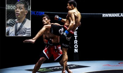 Tiebreaker Times Honorio Banario believes he can take Timofey Natsyukhin's best shots Mixed Martial Arts News ONE Championship  Team Lakay ONE: Dawn of Heroes Honorio Banario