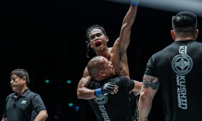 Tiebreaker Times Ramon Gonzales looks back on journey that took him from the sea to ONE Championship Mixed Martial Arts News ONE Championship  Ramon Gonzales