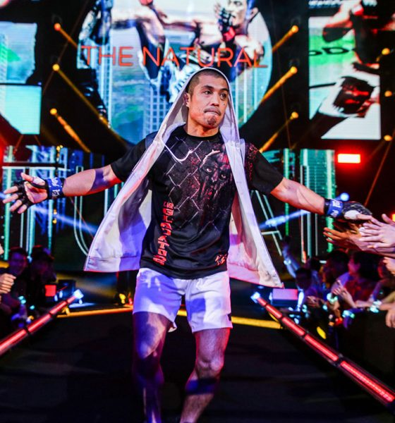 Tiebreaker Times Eric Kelly remains defiant: 'I just want to get a win then maybe consider retirement' Mixed Martial Arts News ONE Championship  ONE: Legendary Quest Eric Kelly