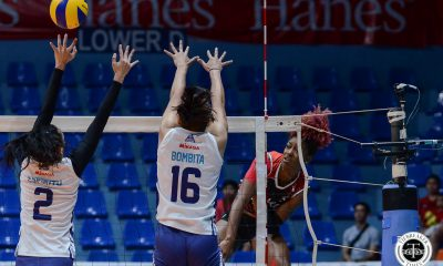 Tiebreaker Times Kia Bright bounces back for BanKo after sub-par first game News PVL Volleyball  Perlas Lady Spikers Kia Bright 2019 PVL Season 2019 PVL Reinforced Conference