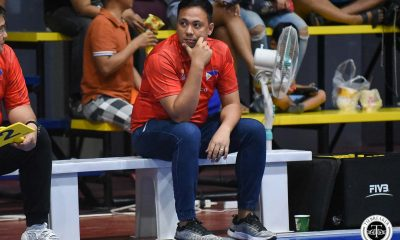 Tiebreaker Times Alinsunurin grateful as U23 Thailand Open allows Rebisco-PH to join tourney News Spikers' Turf Volleyball  Rebisco-Philippines Dante Alinsunurin 2019 Spikers Turf Season 2019 Spikers Turf Reinforced Conference
