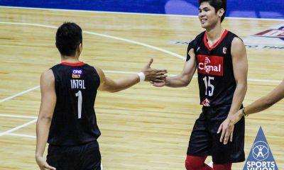 Tiebreaker Times Despite first loss, Marck Espejo glad to see good pal Edward Camposano flourish in Sta. Elena News Spikers' Turf Volleyball  Sta. Elena Wrecking Balls Marck Espejo Edward Camposano Cignal HD Spikers 2019 Spikers Turf Season 2019 Spikers Turf Reinforced Conference