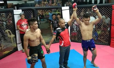 Tiebreaker Times Rene Catalan puts up local promotion for young, up-and-coming Filipinos Mixed Martial Arts News ONE Championship  Rene Catalan Catalan Fighting System
