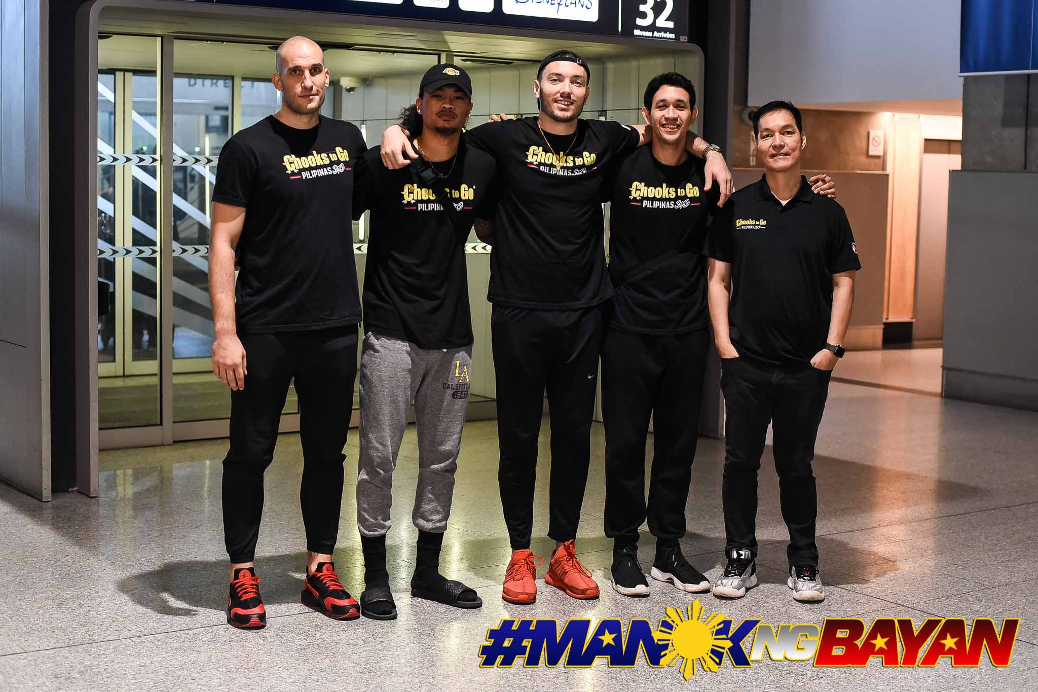 Tiebreaker Times Pressure on for Pasig Chooks in Poitiers Challenger 3x3 Basketball Chooks-to-Go Pilipinas 3x3 News  Taylor Statham Ronald Mascarinas Nikola Pavlovic Lausanne Joshua Munzon Gold's Gym-Pasig Kings Dylan Ababou 2019 Poitiers Challenger 2019 Chooks-to-Go Pilipinas 3x3 Season