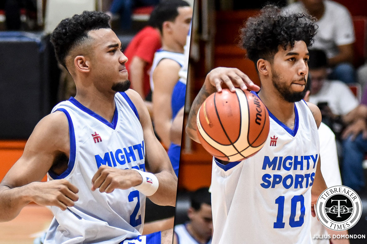 Tiebreaker Times 'LA dudes' Mikey Williams, Jeremiah Gray to bring natural chemistry to Mighty Basketball News  Mikey Williams Mighty Sports-Go for Gold Jeremiah Gray 2019 William Jones Cup