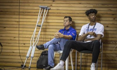 Tiebreaker Times AJ Edu vows: 'I'll be back stronger' Basketball Gilas Pilipinas News  Gilas Pilipinas Youth AJ Edu 2019 FIBA Under-19 World Cup
