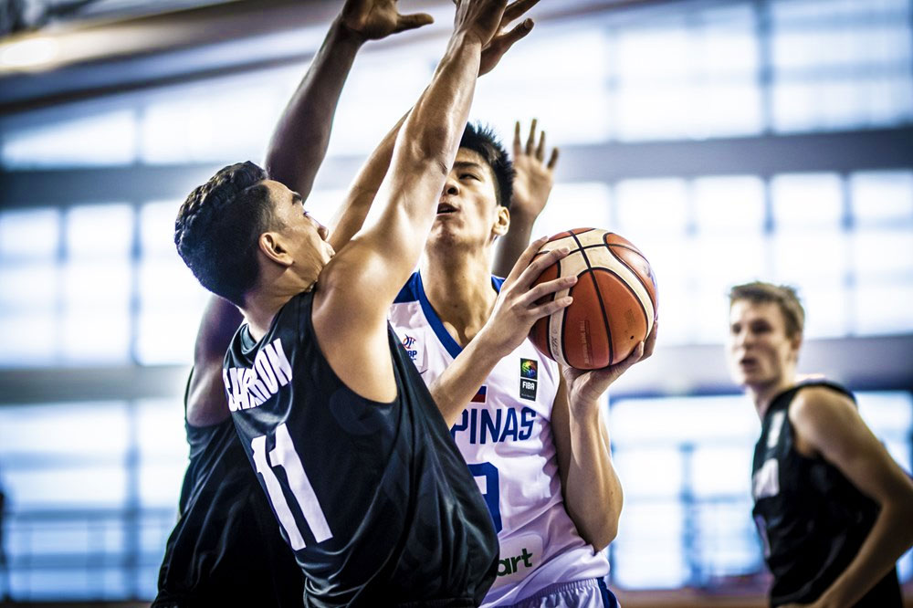 Tiebreaker Times Gilas Youth ends World Cup campaign at 14th after Kiwi heartbreaker Basketball Gilas Pilipinas News  Sandy Arespacochaga New Zealand (Basketball) Gilas Pilipinas Youth Dave Ildefonso Dalph Panopio Carl Tamayo 2019 FIBA Under-19 World Cup