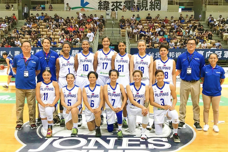 Tiebreaker Times Gilas Women gain valuable experience in first-ever Jones Cup Basketball Gilas Pilipinas News  Patrick Aquino Gilas Pilipinas Women 2019 William Jones Cup