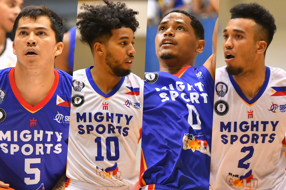 Tiebreaker Times Mighty Sports Fil-Ams ready for their 'Gilas moment' as Philippines takes on South Korea Basketball News  Roosevelt Adams Mikey Williams Mighty Sports-Go for Gold Jeremiah Gray Jason Brickman Charles Tiu 2019 William Jones Cup