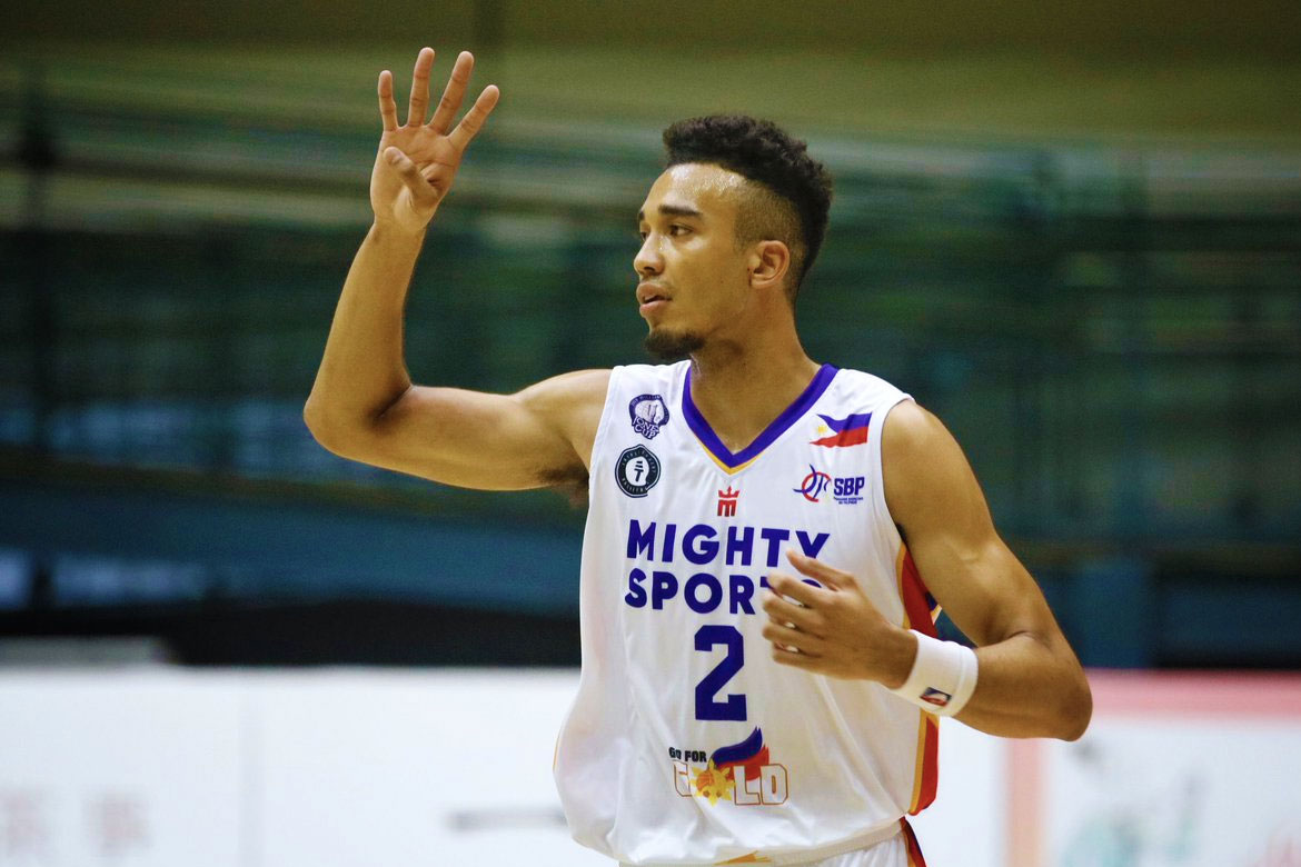 Tiebreaker Times Jeremiah Gray catches fire as Mighty Sports romps UBC in prelude to SoKor showdown Basketball News  UBC Thunderbirds Renaldo Balkman Mikey Williams Mighty Sports-Go for Gold Jeremiah Gray Hamady N'Diaye Eugene Phelps Charles Tiu 2019 William Jones Cup