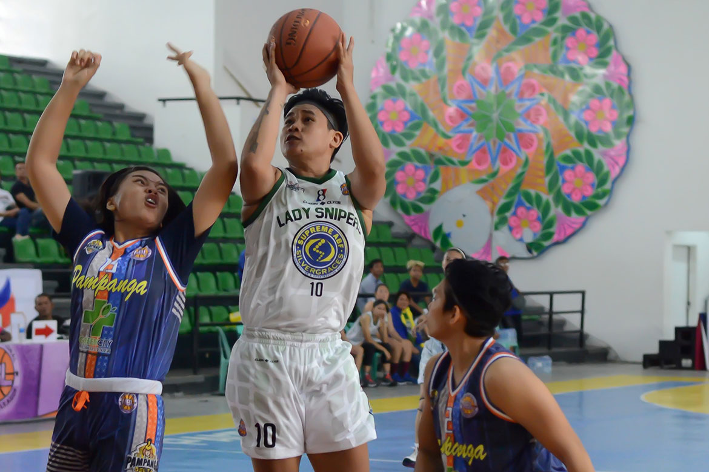 2019-nbl-season-cleon-and-clyde-def-pampanga-snow-penaranda Peñaranda looks to show that girls got game as well with Pacific Water Basketball NBL News  - philippine sports news