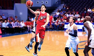 Tiebreaker Times Alaska hero Chris Banchero deflects credit to JVee Casio, Aces Basketball News PBA  PBA Season 44 Chris Banchero Alaska Aces 2019 PBA Commissioners Cup