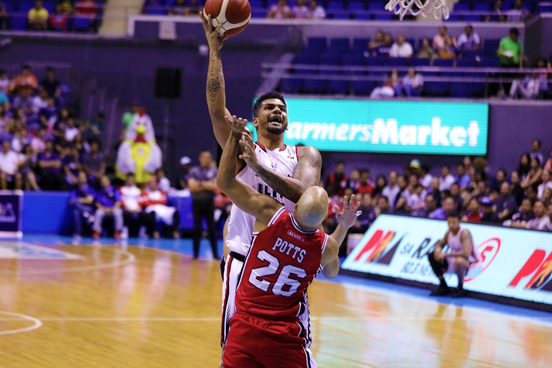 Tiebreaker Times Rabeh Al-Hussaini adds three-point stroke to arsenal: 'Mala-Kawhi nga eh' Basketball News PBA  Rabeh Al-Hussaini PBA Season 44 Blackwater Elite 2019 PBA Commissioners Cup