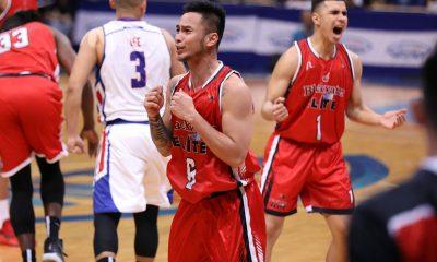 Tiebreaker Times Roi Sumang admits fatherhood changed his perspective Basketball News PBA  Roi Sumang PBA Season 44 Blackwater Elite 2019 PBA Commissioners Cup