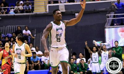 Tiebreaker Times Playing for 'historic' San Miguel hard to pass up on, says Lester Prosper Asia League Basketball News PBA  San Miguel Beermen Lester Prosper 2019 The Terrific 12
