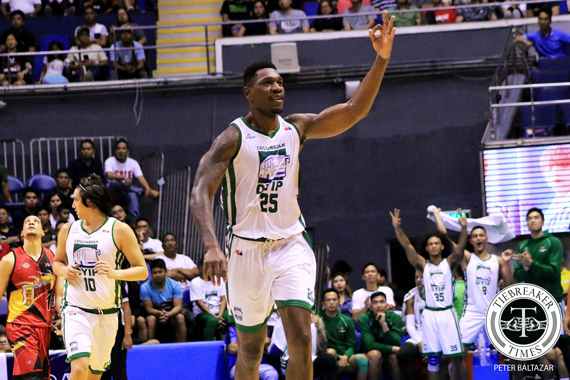 Tiebreaker Times Lester Prosper to strengthen San Miguel in Terrific 12 Asia League Basketball News PBA  San Miguel Beermen Lester Prosper 2019 The Terrific 12