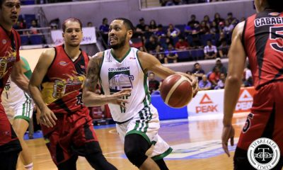 Tiebreaker Times Rashawn McCarthy shows that he can lead Columbian Dyip's process Basketball News PBA  Rashawn McCarthy PBA Season 44 Columbian Dyip 2019 PBA Commissioners Cup