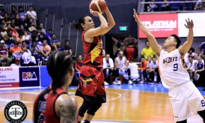 Tiebreaker Times San Miguel's character to be tested as Beermen fall to low seed, says Terrence Romeo Basketball News PBA  Terrence Romeo San Miguel Beermen PBA Season 44 2019 PBA Commissioners Cup