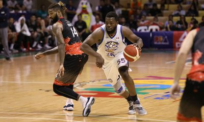 Tiebreaker Times Ashaolu says NLEX does not have an excuse to be competitive in Govs' Cup Basketball News PBA  Yeng Guiao PBA Season 44 Olu Ashaolu NLEX Road Warriors 2019 PBA Commissioners Cup