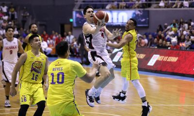Tiebreaker Times Chris Banchero marvels at Alaska's 'fantastic' defense on Jones Basketball News PBA  PBA Season 44 Chris Banchero Alaska Aces 2019 PBA Commissioners Cup