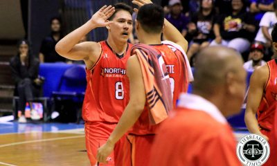 Tiebreaker Times Robert Bolick not bothered by Ross' trashtalk: 'Lalo akong namo-motivate' Basketball News PBA  Robert Bolick PBA Season 44 Northport Batang Pier 2019 PBA Commissioners Cup