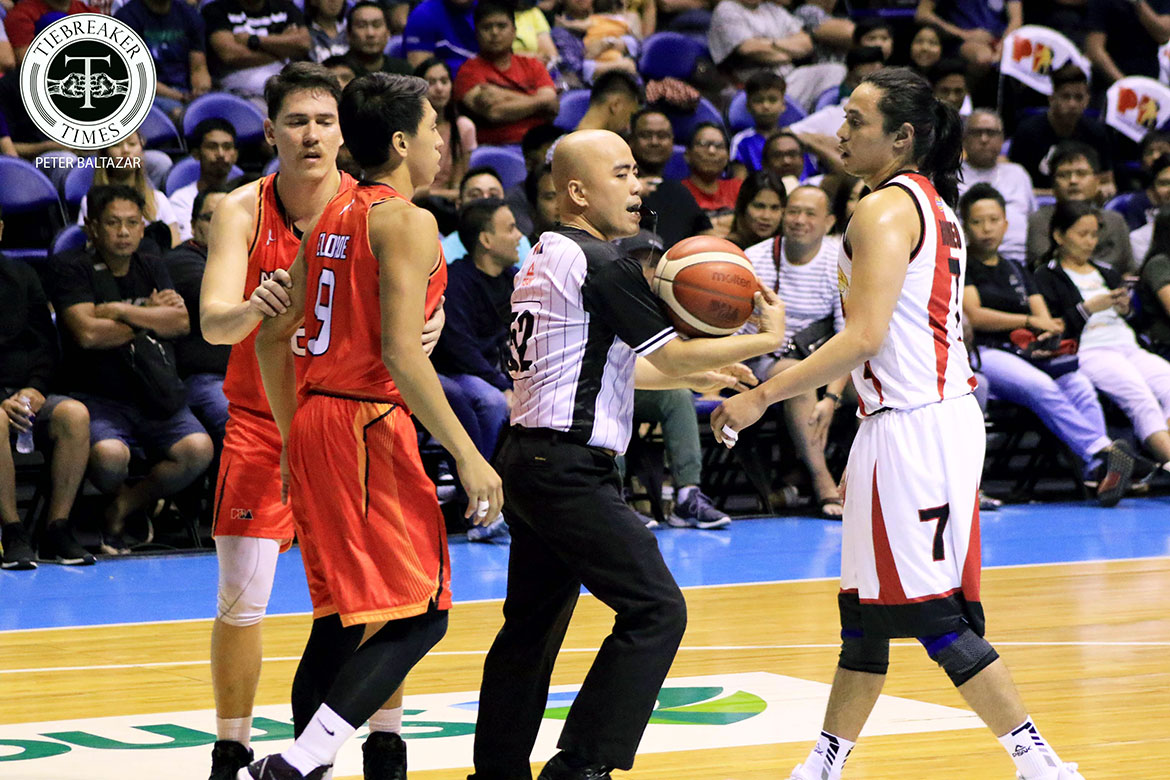 2019-pba-commissioners-cup-qf-game-1-san-miguel-def-northport-terrence-romeo-vs-nico-elorde Jarencio more confident now vs SMB: 'Meron na kaming panapat kay June Mar' Basketball News PBA  - philippine sports news