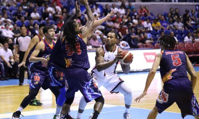 Tiebreaker Times Greg Smith makes another bold prediction: Blackwater advances to semis Basketball News PBA  PBA Season 44 Greg Smith Blackwater Elite Aris Dimaunahan 2019 PBA Commissioners Cup