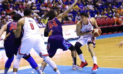 Tiebreaker Times Mac Belo tells Blackwater not to relax until final buzzer Basketball News PBA  PBA Season 44 Mac Belo Blackwater Elite 2019 PBA Commissioners Cup