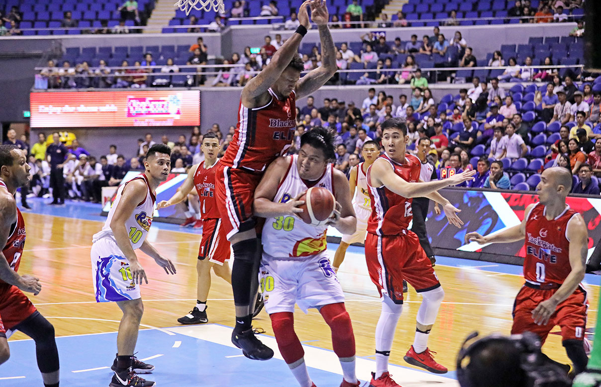Tiebreaker Times All the 'pagod' worth it for Beau Belga Basketball News PBA  Rain or Shine Elasto Painters PBA Season 44 Beau Belga 2019 PBA Commissioners Cup