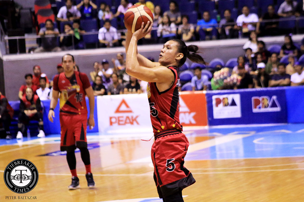 Tiebreaker Times Alex Cabagnot honors past teammates as he goes up to seventh in all-time assists Basketball News PBA  San Miguel Beermen PBA Season 44 Alex Cabagnot 2019 PBA Commissioners Cup