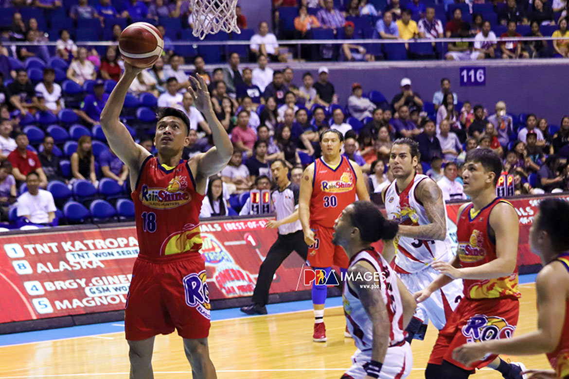 Tiebreaker Times Rain or Shine looks to bring James Yap's rhythm back Basketball News PBA  Rain or Shine Elasto Painters PBA Season 44 James Yap 2019 PBA Commissioners Cup