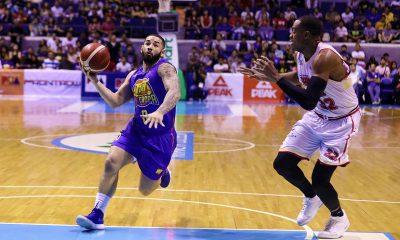 Tiebreaker Times Brian Heruela on flourishing in TNT: 'We go by rules' Basketball News PBA  TNT Katropa PBA Season 44 Brian Heruela 2019 PBA Commissioners Cup