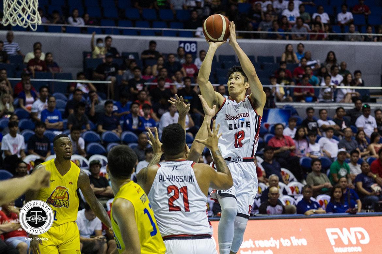 Tiebreaker Times Mac Belo all-set to lead Blackwater in PBA bubble Basketball News PBA  PBA Season 45 Mac Belo Coronavirus Pandemic Blackwater Bossing