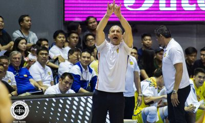 Tiebreaker Times Mark Dickel, TNT raring to get back at Alaska: 'We're gonna return the favor' Basketball News PBA  TNT Katropa PBA Season 44 Mark Dickel 2019 PBA Commissioners Cup
