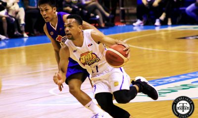 Tiebreaker Times Jayson Castro on getting top seed: 'I think deserve naman namin kasi we play hard' Basketball News PBA  TNT Katropa PBA Season 44 Jayson Castro 2019 PBA Commissioners Cup